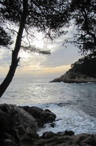 Calanque de Port d'Alon - Saint-Cyr