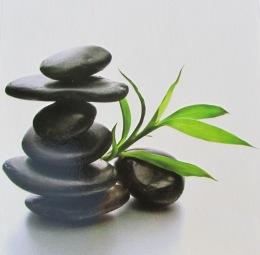 Tableau zen - © Francine Batsère